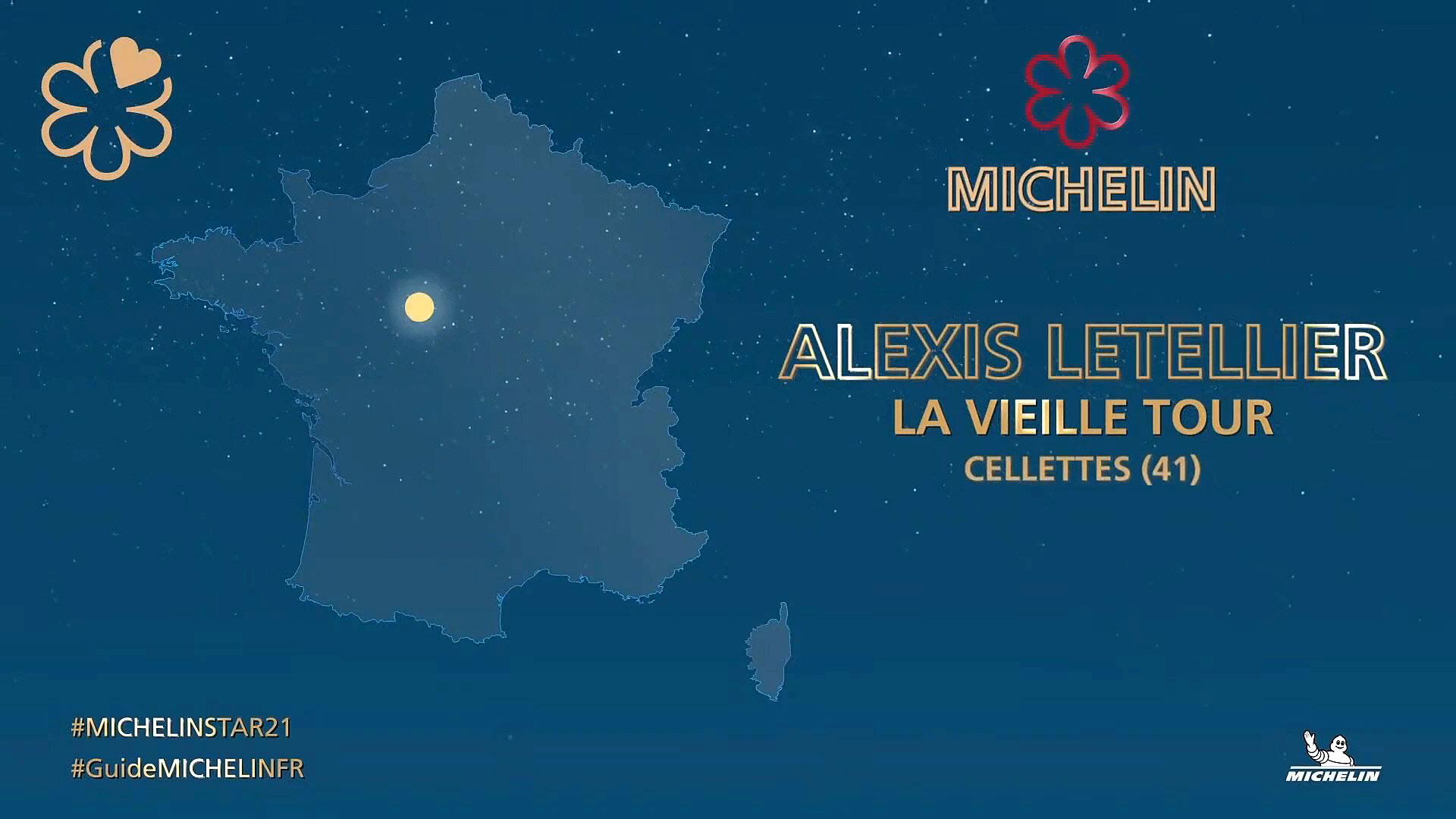 La Vieille Tour -  Crédit photo Michelin