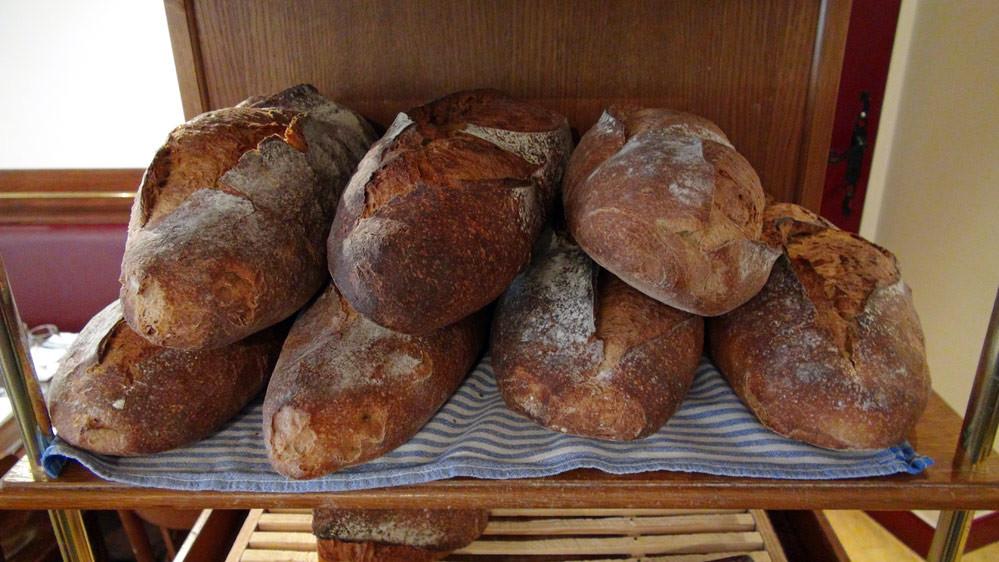 Les pains en attente