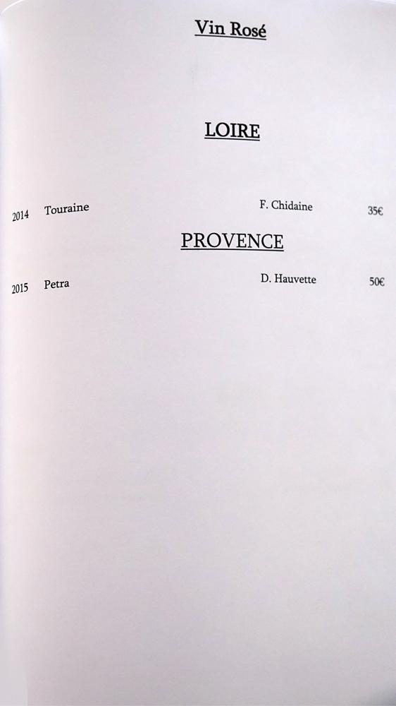 Vins rosés - Loire et Provence (2 références)
