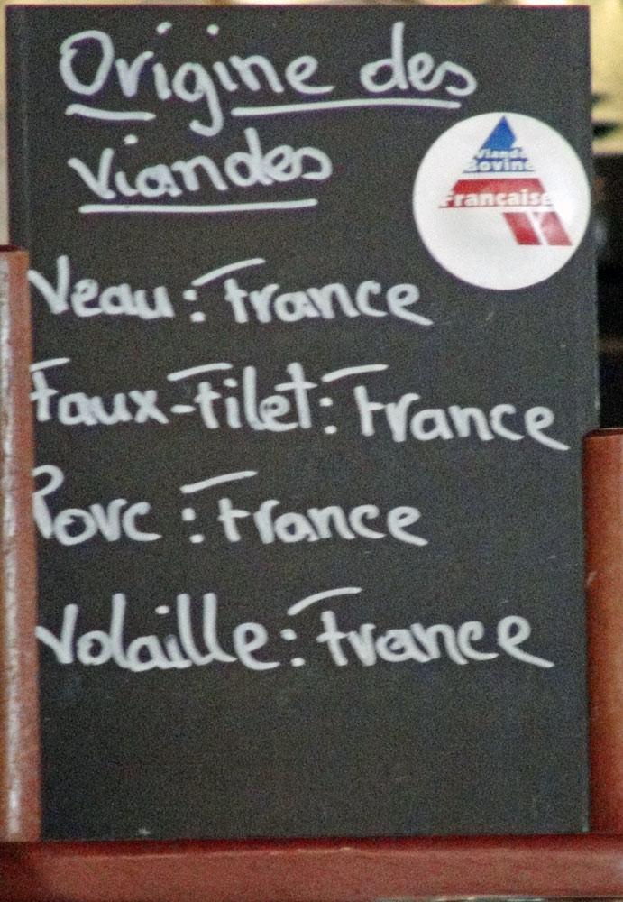 Viandes françaises