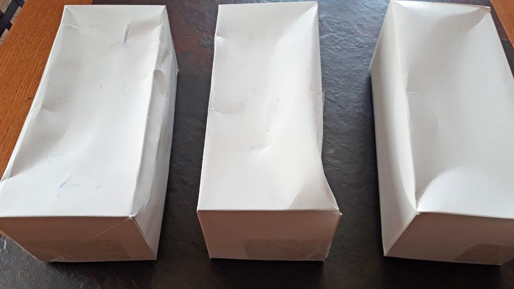Boîtes de stockage des fromages
