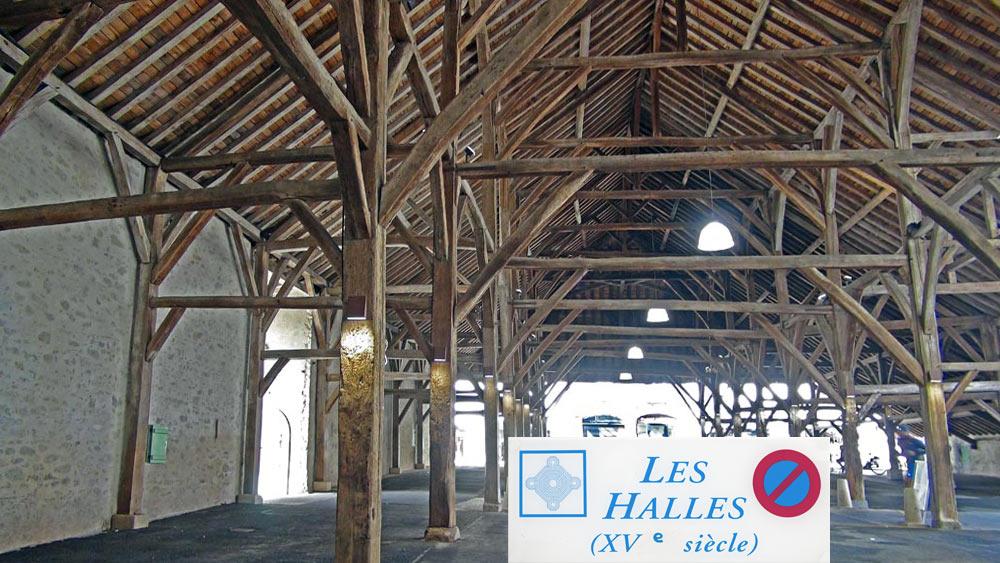 Les Halles du XVe