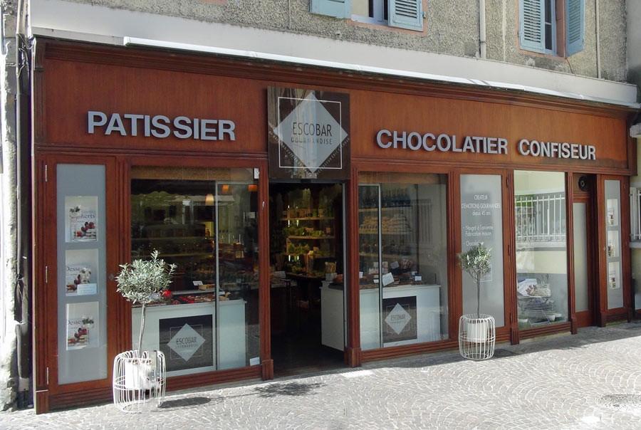 La boutique place Léopold Blanc
