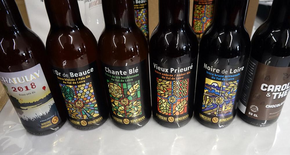 Ses bières, de fermentation haute !