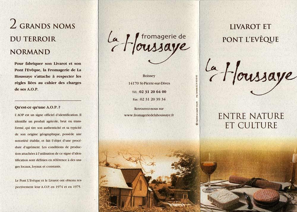 La Houssaye présentation