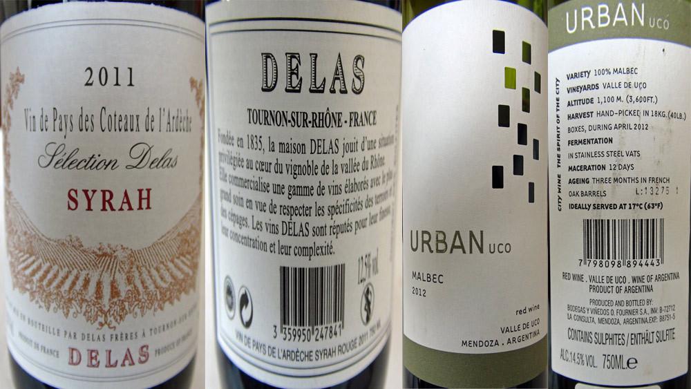 Les vins sur la Langue et les Fromages