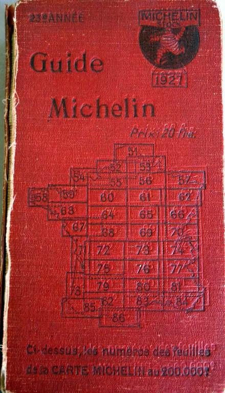 Michelin 1927