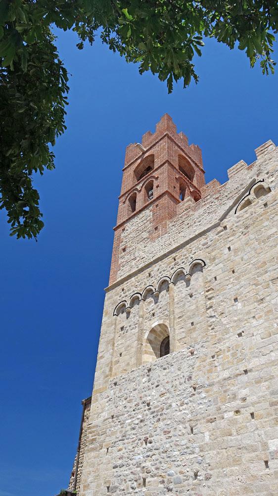 Une tour de la Cathédrale