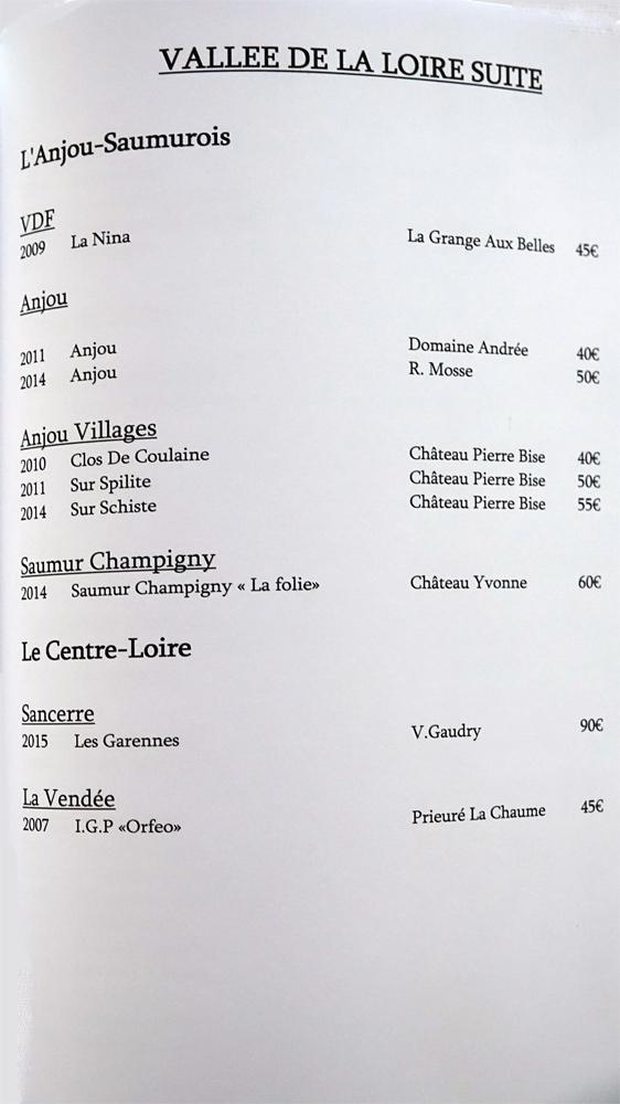 Vallée de la Loire suite (9 références)