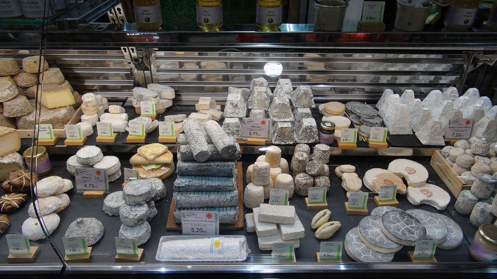 Les fromages de chèvres