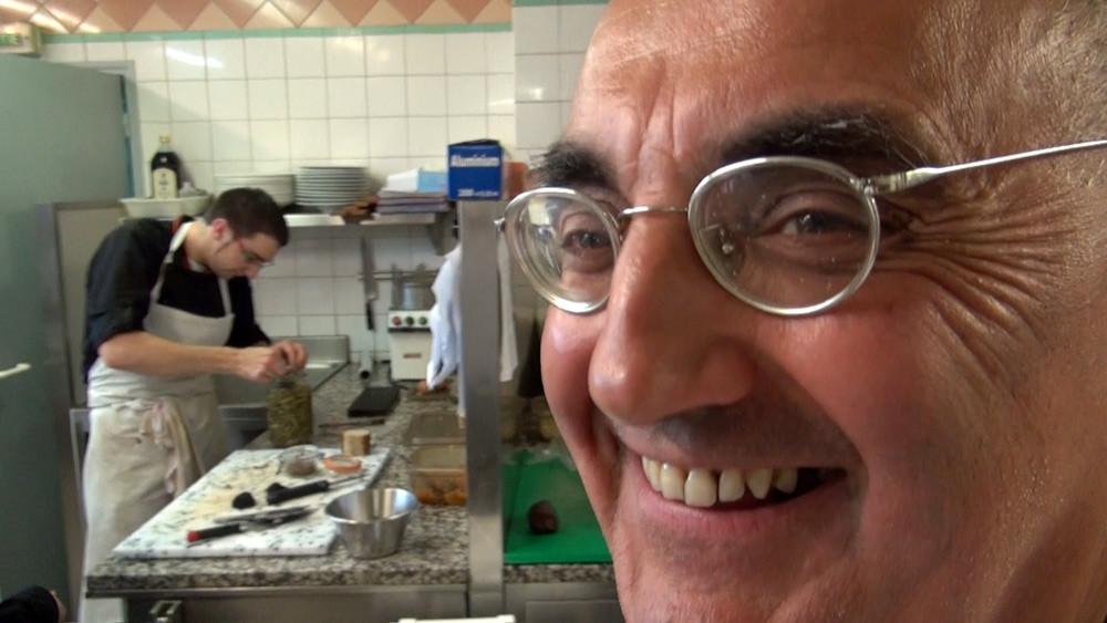 Louis-Bernard Puech, chef cabotin décontracté