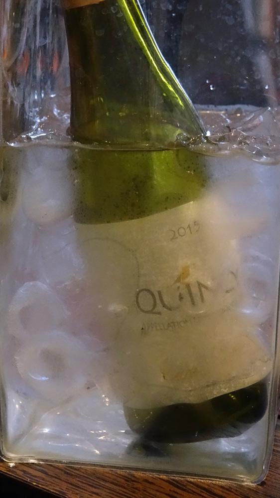 Quincy 2015 du Domaine Mardon à 27 € 00