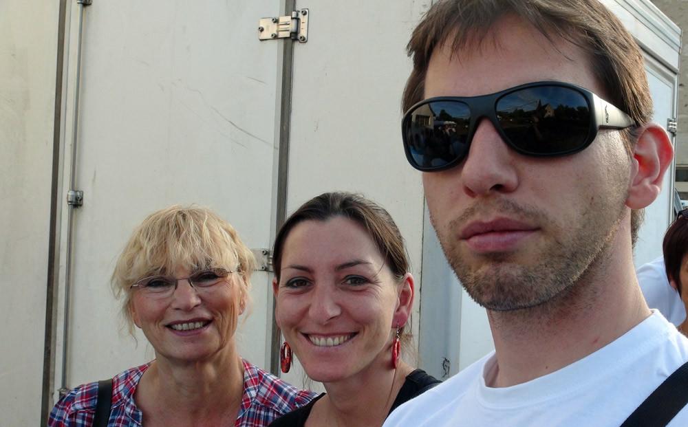Au hasard, 3 participants très actifs des agapes du Petit-Pressigny !