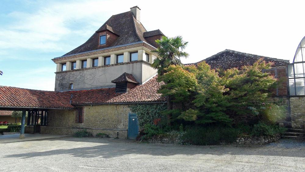Château Bouscassé