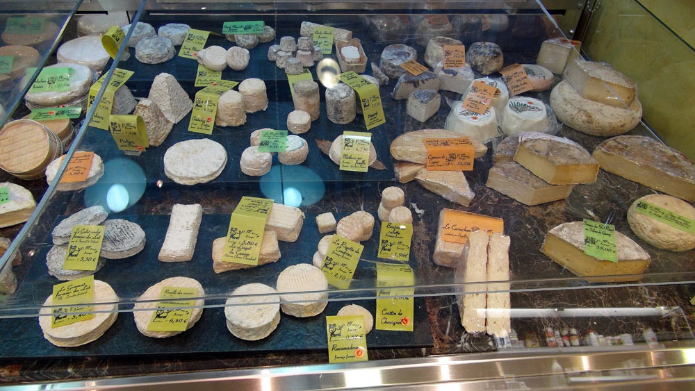 Fromages (suite)