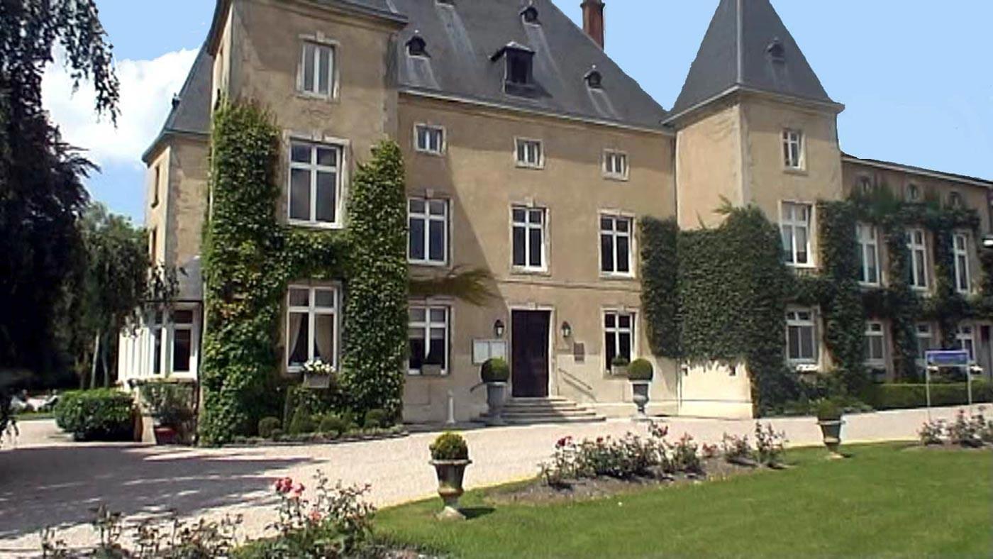 Le château d'Adoménil