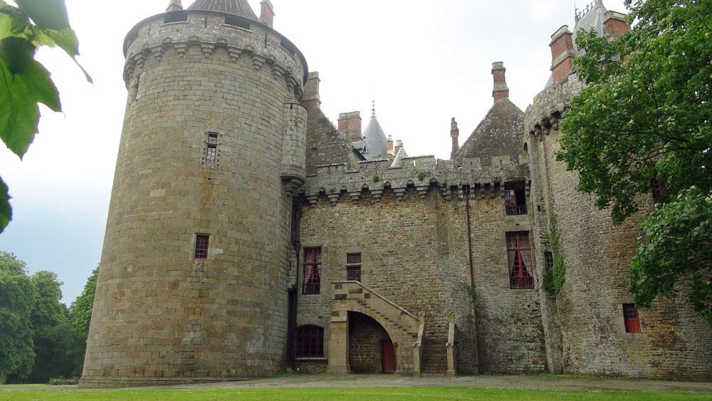 Autre vue du château