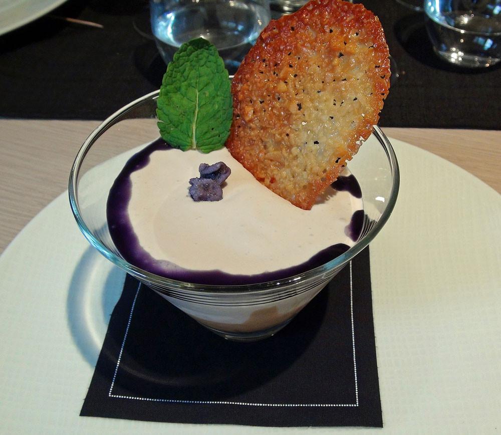 Toulousmisu® aux saveurs de violette de Toulouse