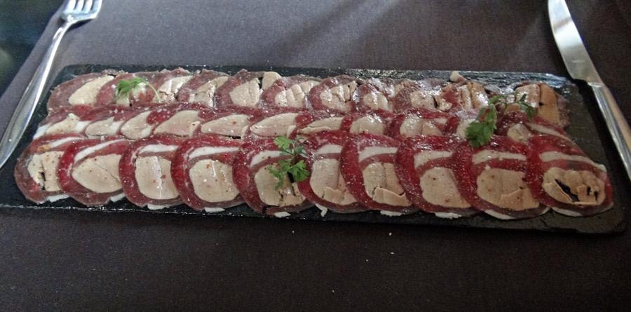 Magret & foie gras de canard