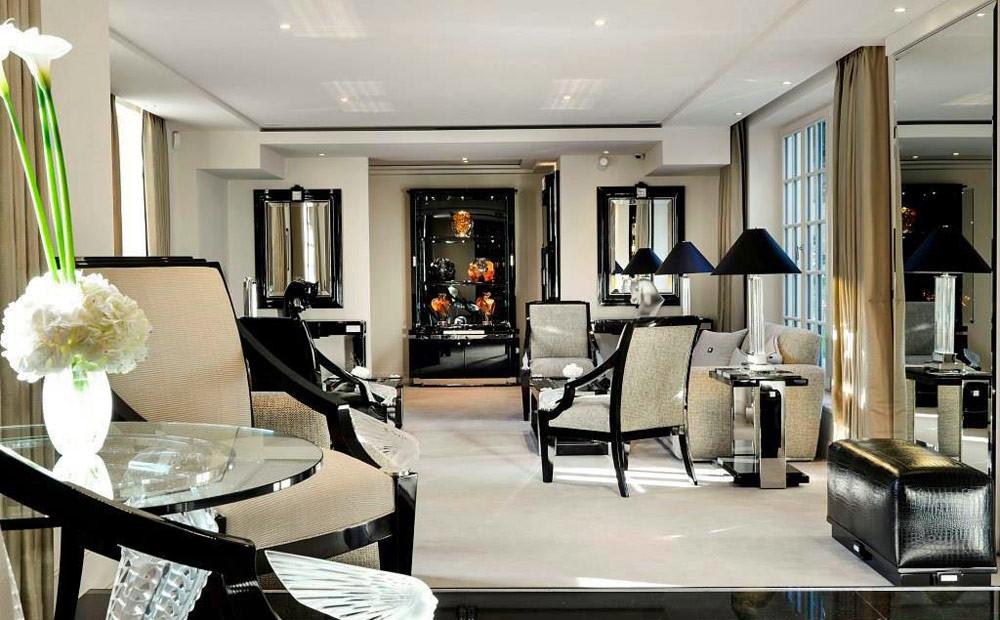 Salon ntérieur - Crédit photo Facebook Lalique