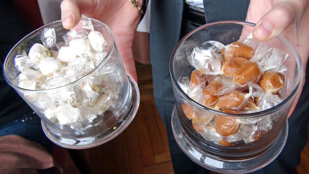 Nougats et Caramels au beurre salé