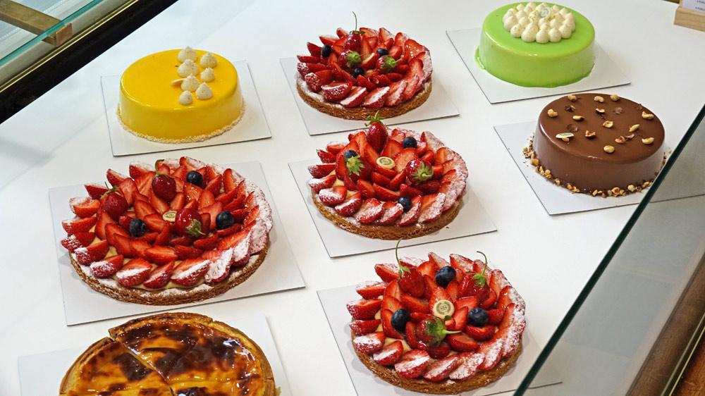 Gâteaux familiaux
