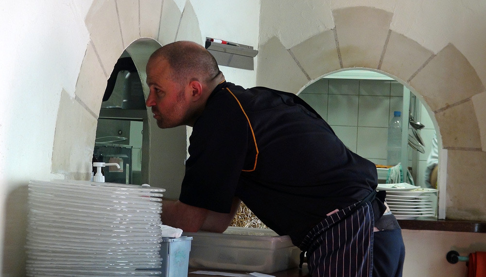Le chef : Emmanuel Deuval