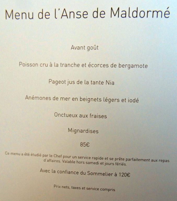 Anse de Maldormé - 85 €
