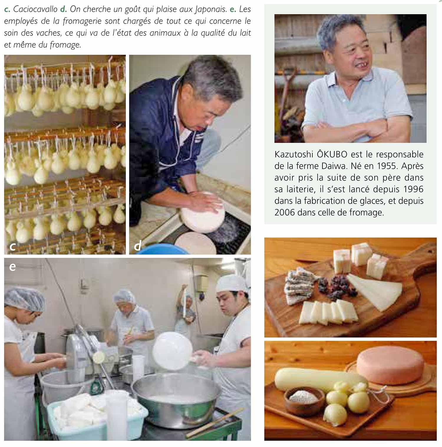 Ferme Daiwa de Kazutoshi Ôkubo - Crédit photo : www.cheese-professional.com