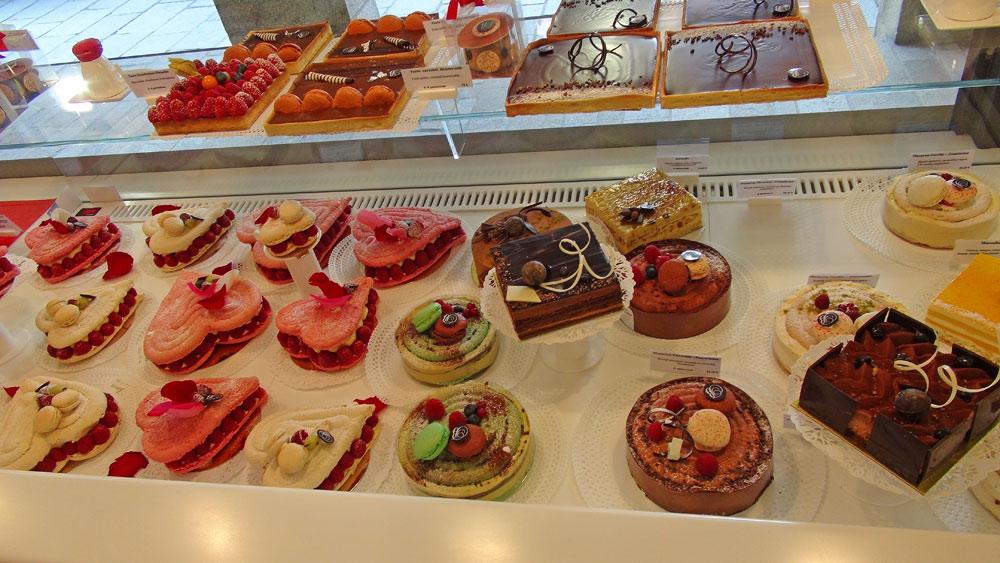 Gâteaux de Saint-Valentin et plus