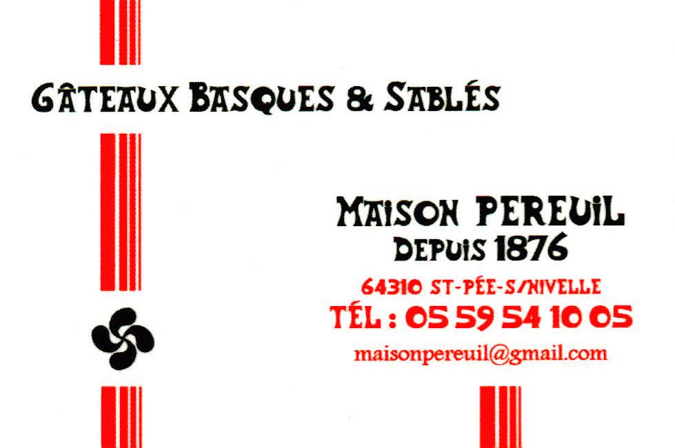"""Pub """"Pereuil"""""""