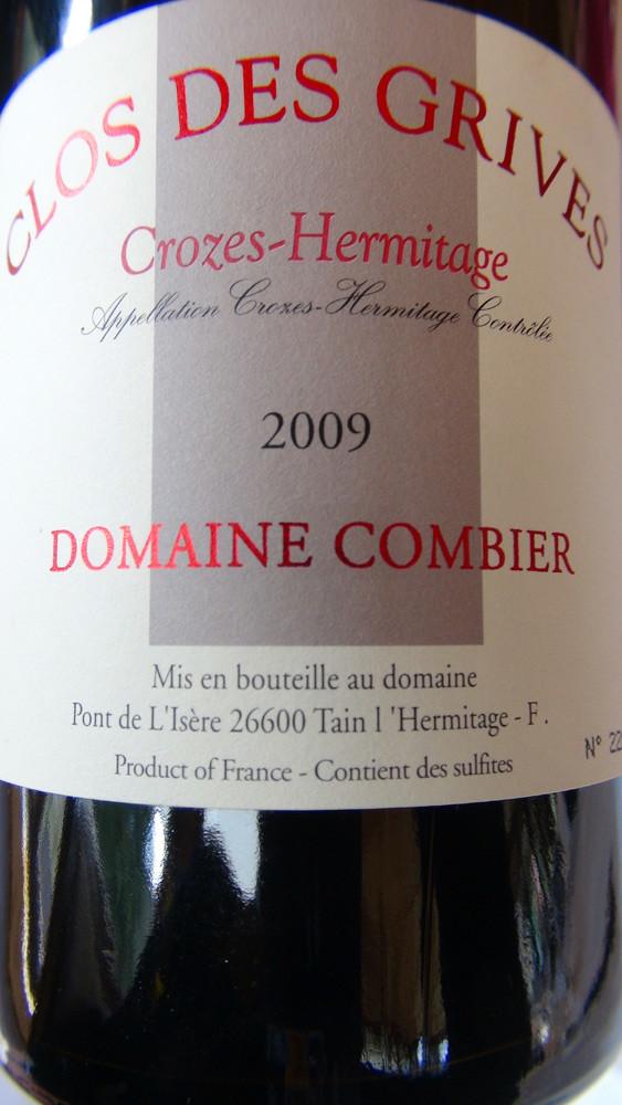 """Vin sur le """"Dos de chevreuil"""""""