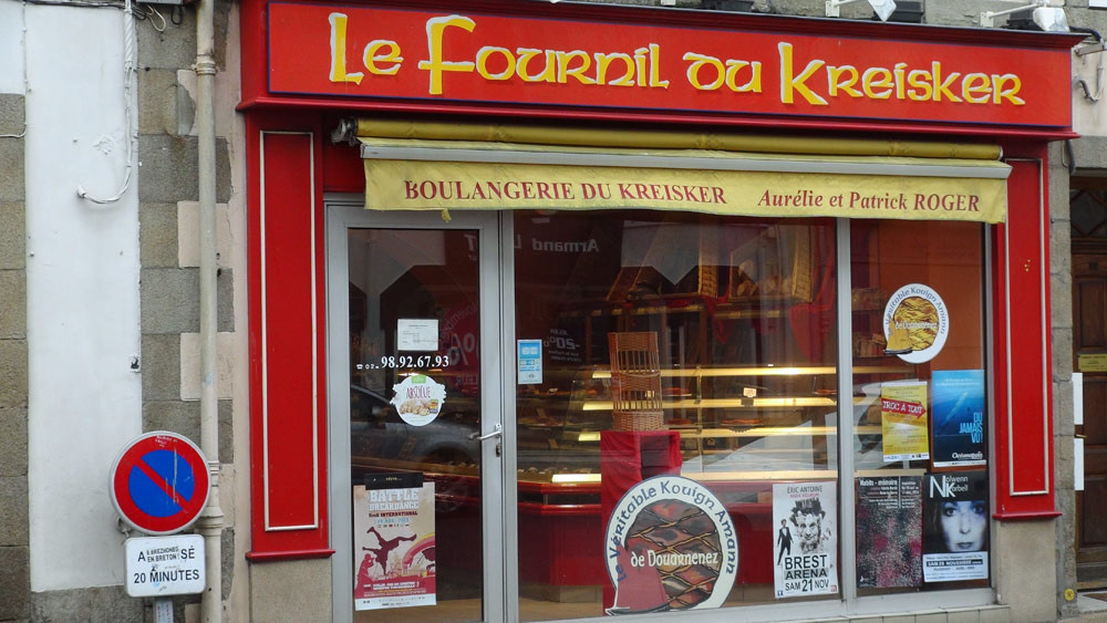 Boulangerie de Kreisker