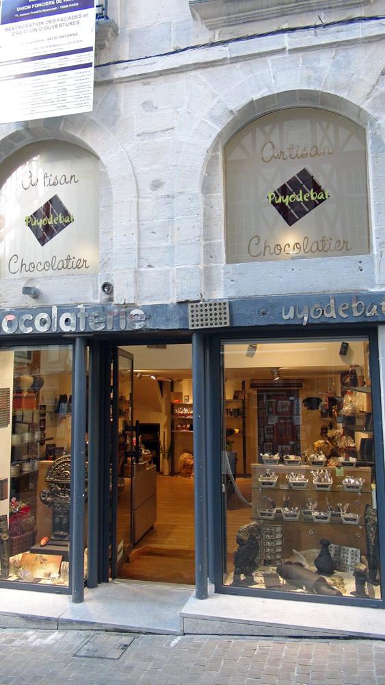 La boutique de Bayonne