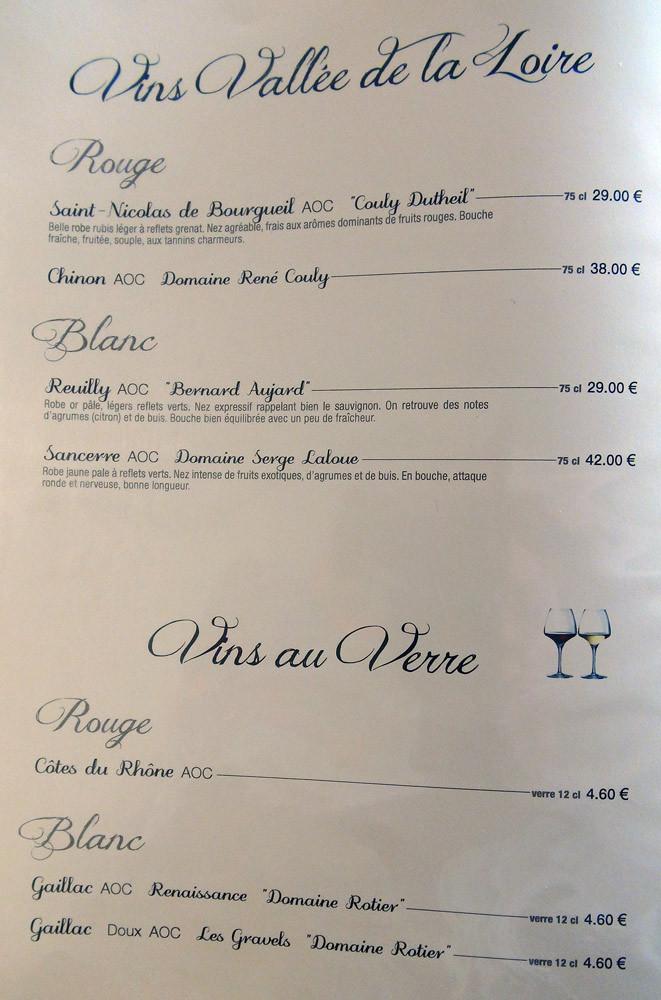 Loire & Vins au verre