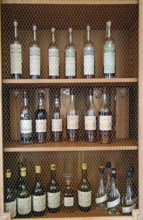 Cognacs, Armagnacs Laubade & Calvados Dupont