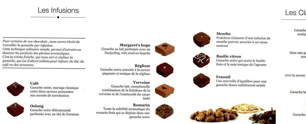 Gamme de Philippe Bouvier