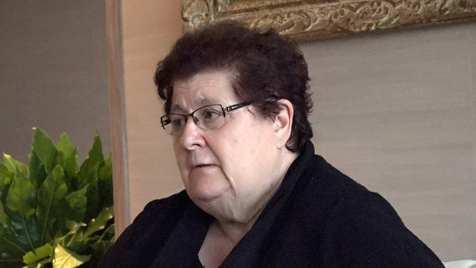 Marie-Noëlle Bellin, la maman d'Olivier Bellin