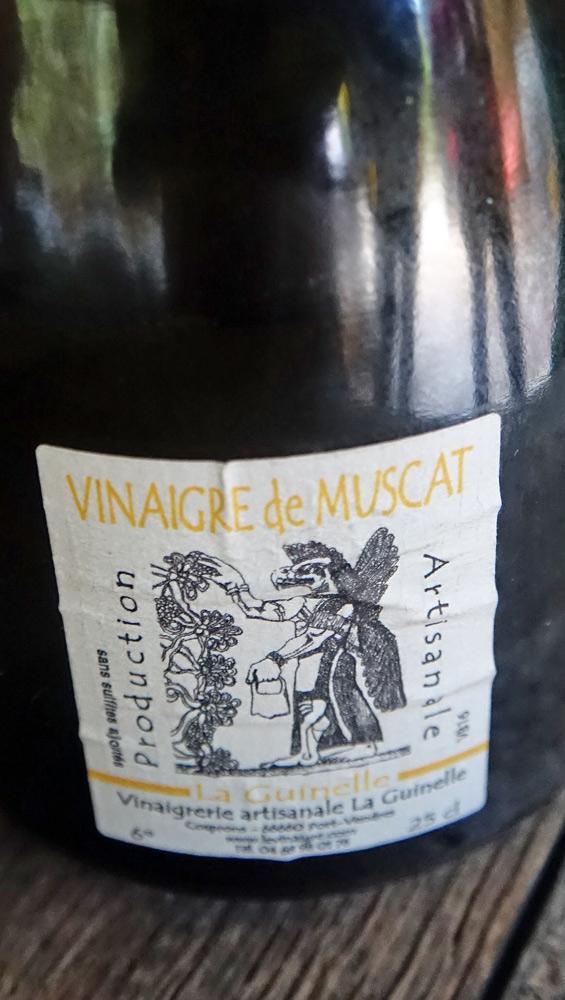 Vinaigre de Muscat