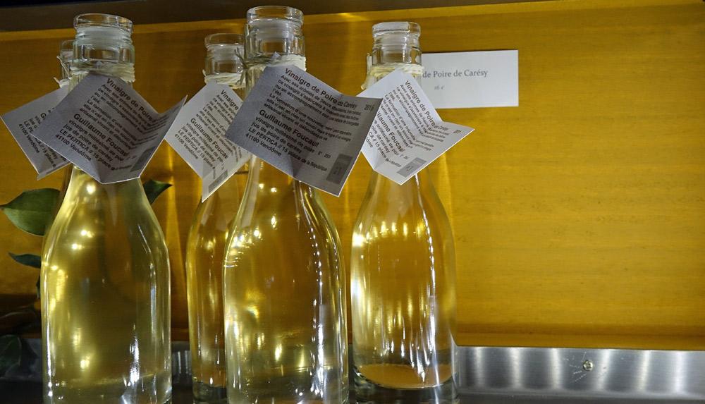 Vinaigre de Poire de Carésy