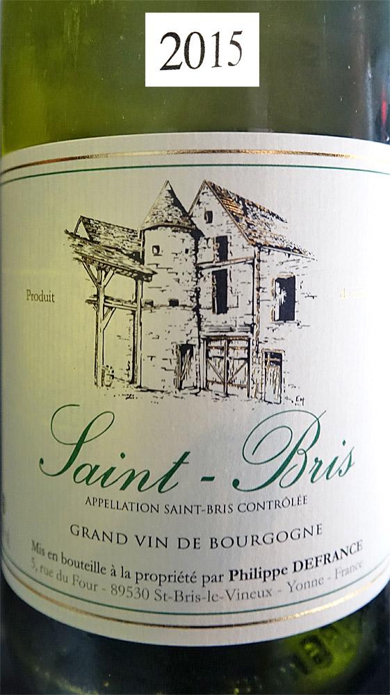 Vin blanc sur les Saint-Jacques