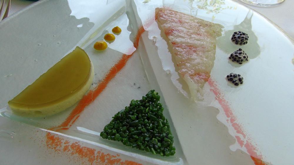 Tartare de langoustines