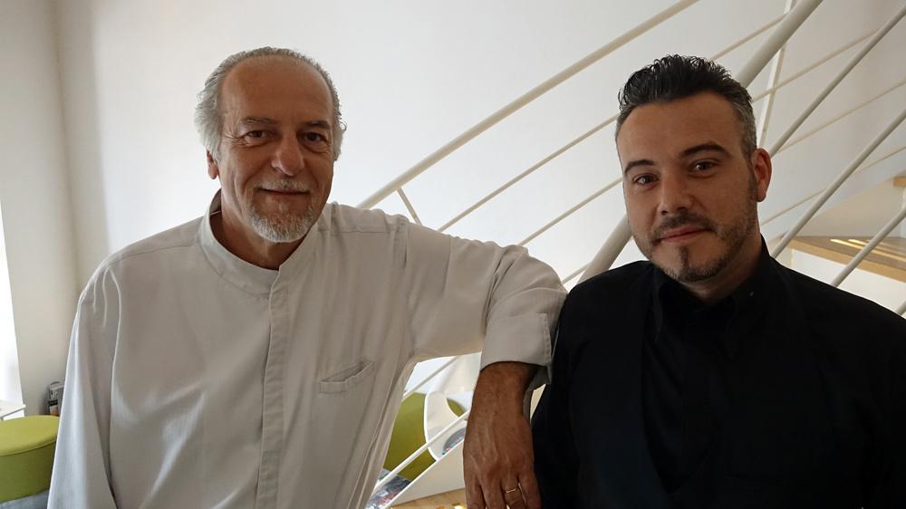 Jean-Paul Abadie & Anthony Rauld