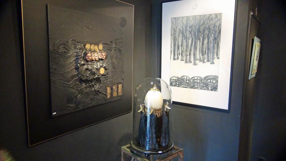 Quelques-unes des œuvres de Jean Divry