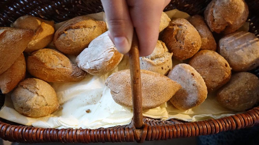 Pain nature et Pain aux céréales de la boulangerie de Nicolas Boulay à Candé-sur-Beuvron