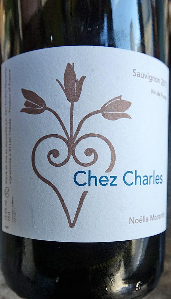 Le vin de Pascale pour ses 2 plats