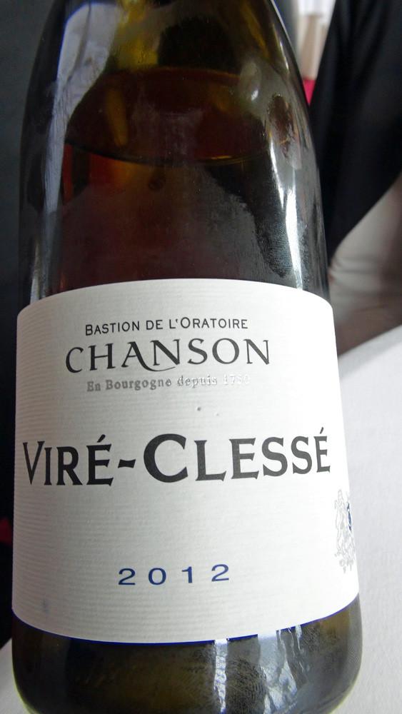 Viré-Clessé 2012
