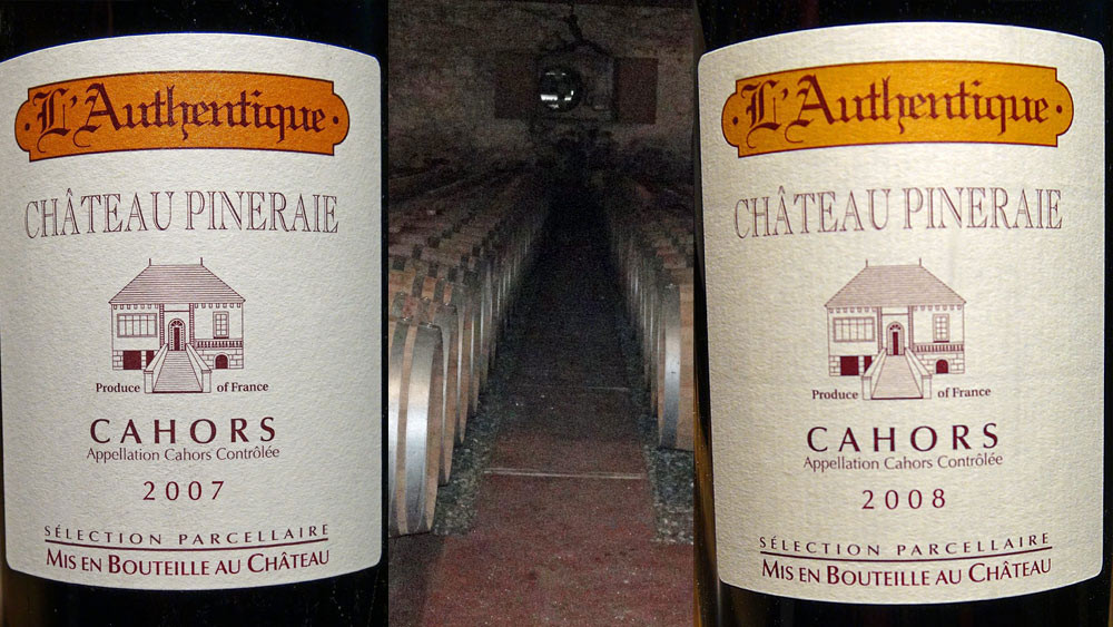 L'Aunthentique 2007 & 2008
