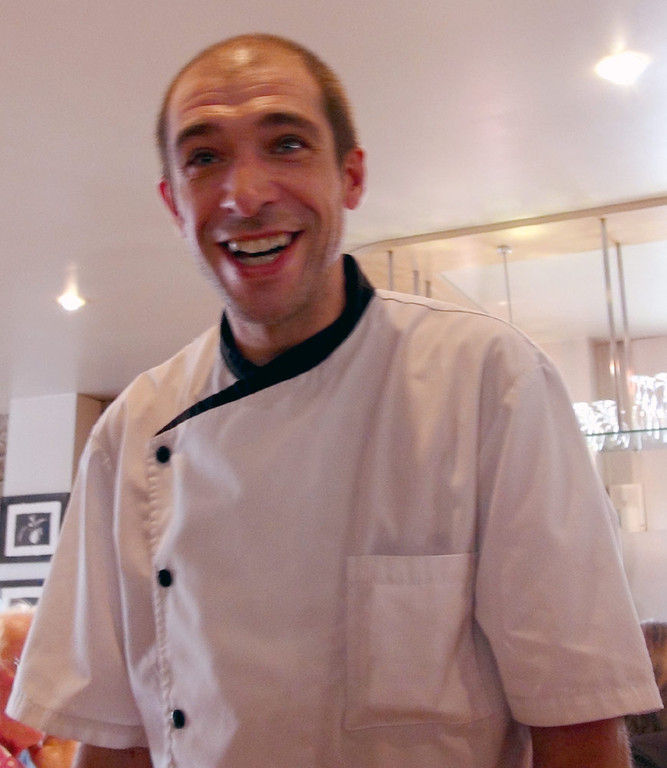 Le chef, Stéphane Poulin