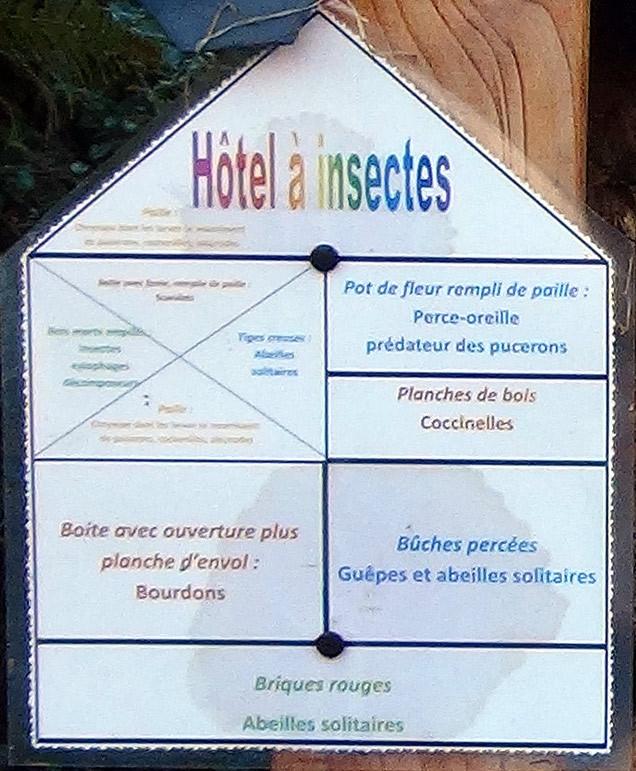 Les locataires de l'hôtel...